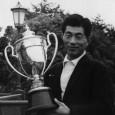 1963、64年と2連覇した橘田規(日本プロゴルフ協会50年史より)
