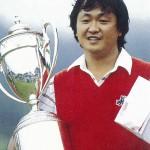 プロデビュー1年強でプロ日本一に輝いた倉本昌弘(日本プロゴルフ協会50年史より)